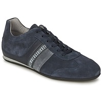 Chaussures Homme Baskets basses Bikkembergs SPRINGER 99 Blue