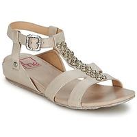 Chaussures Femme Sandales et Nu-pieds Un Matin d'Ete BOSQUET NATUREL
