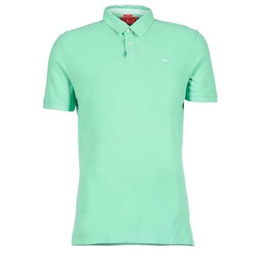 T-shirts & Polos Vicomte A. GARMENT DYE Vert 350x350