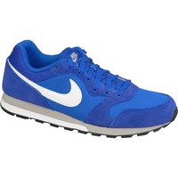 Chaussures Homme Baskets basses Nike MD Runner II 749794-411 Blue
