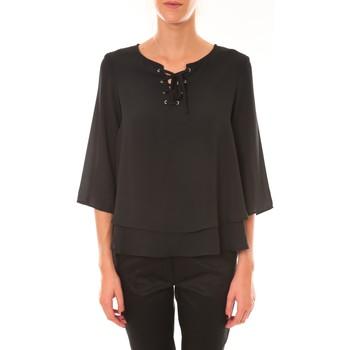 Vêtements Femme Tops / Blouses Dress Code Blouse 1652 noir Noir