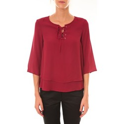 Tops / Blouses Dress Code Blouse 1652 bordeaux