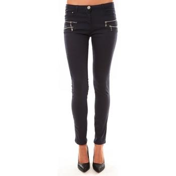 Pantalons 5 poches Comme Des Garcons Pantalon C606 marine