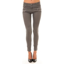 Vêtements Femme Pantalons 5 poches Comme Des Filles Comme Des Garçons Pantalon C606 gris Gris