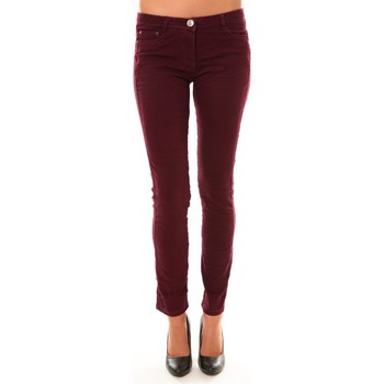 Pantalons 5 poches Dress Code Pantalon C601 bordeaux