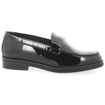 Chaussures Femme Mocassins We Do Mocassins cuir vernis Noir