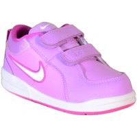Chaussures Fille Baskets basses Nike Pico 4 (PSV) Chausseres De Sport Petite Fille Fuchsia Cuir 4544 rose