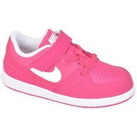 Baskets basses Nike Priority Low Td Chaussures de Sport pour Fille Cuir Velcro Fuch