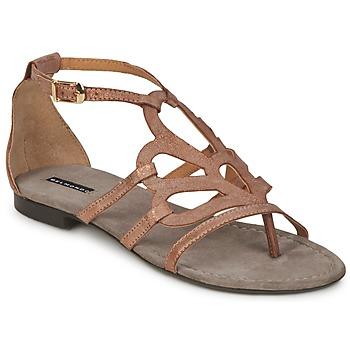 Chaussures Femme Sandales et Nu-pieds Belmondo BETSABEA Cuivre