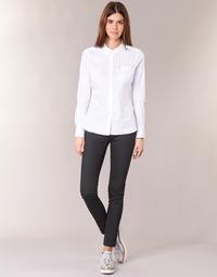 Vêtements Femme Pantalons 5 poches Tommy Hilfiger MARTA Noir
