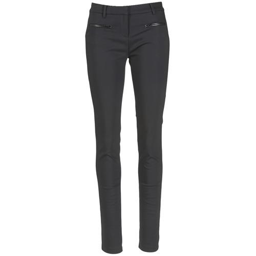 Pantalons Tommy Hilfiger MARTA Noir 350x350