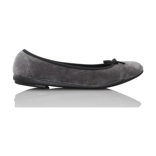 Chaussures Femme Ballerines / babies Vulladi W K GRIS