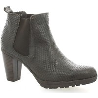 Low boots Reqins Boots cuir