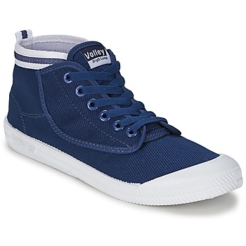 Basket montante Volley HIGH LEAP Navy / Blanc 350x350