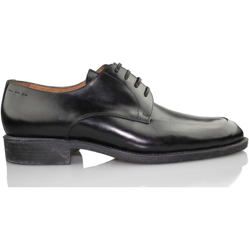 Chaussures Homme Derbies Trotters COMPEY BLACK