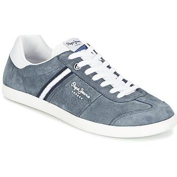 Baskets mode Pepe jeans HANDBALL PIG SUEDE Gris 350x350