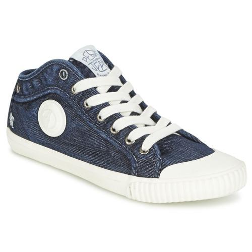 Baskets mode Pepe jeans INDUSTRY DENIM Denim 350x350