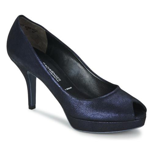 Chaussures Femme Escarpins Kennel + Schmenger POLA Marine