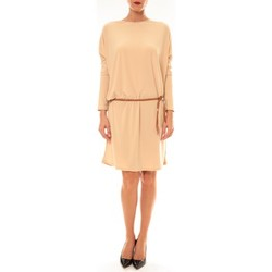 Robes courtes Dress Code Robe 53021 beige