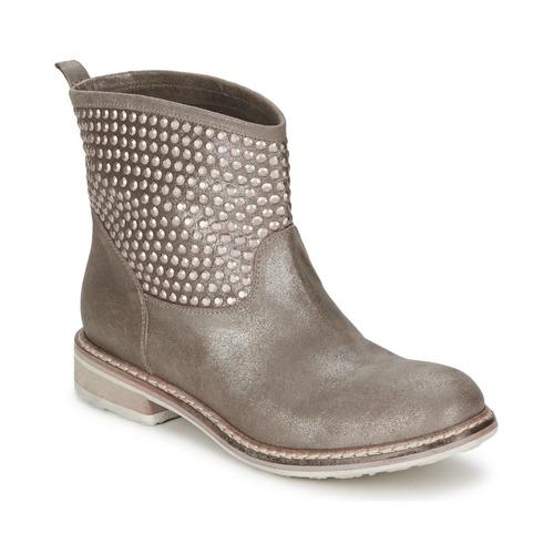 Chaussures Tiona Femme Boots Now Plomb ZikPXu
