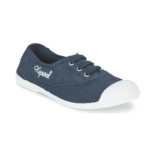 Chaussures Fille Baskets basses Kaporal VICKANO Marine