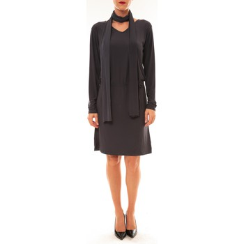 Vêtements Femme Robes courtes La Vitrine De La Mode Dress Code Robe 88158 marine Bleu