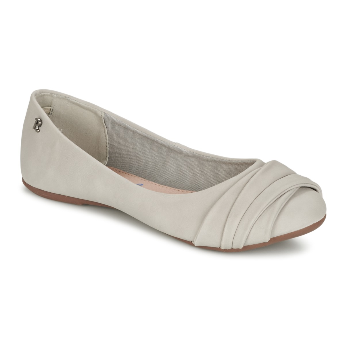 Ballerines Refresh SHANNON Gris