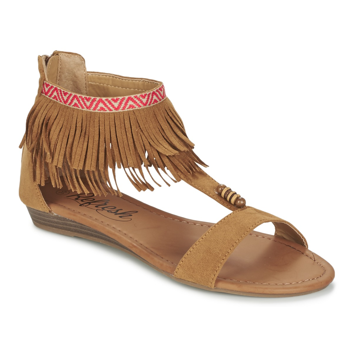 Sandale Refresh CONNELL Camel