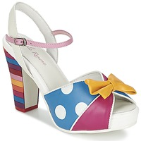 Chaussures Femme Sandales et Nu-pieds Lola Ramona ANGIE P Multicolore