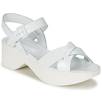 Chaussures Femme Sandales et Nu-pieds Stéphane Kelian FLASH 3 Blanc
