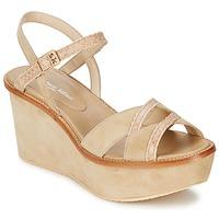 Chaussures Femme Sandales et Nu-pieds Stéphane Kelian BICHE 1 Beige