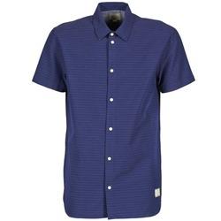 Vêtements Homme Chemises manches courtes Suit DAN S Bleu