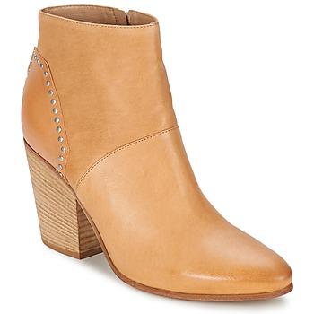Bottines / Boots Vic CRUISE Marron 350x350