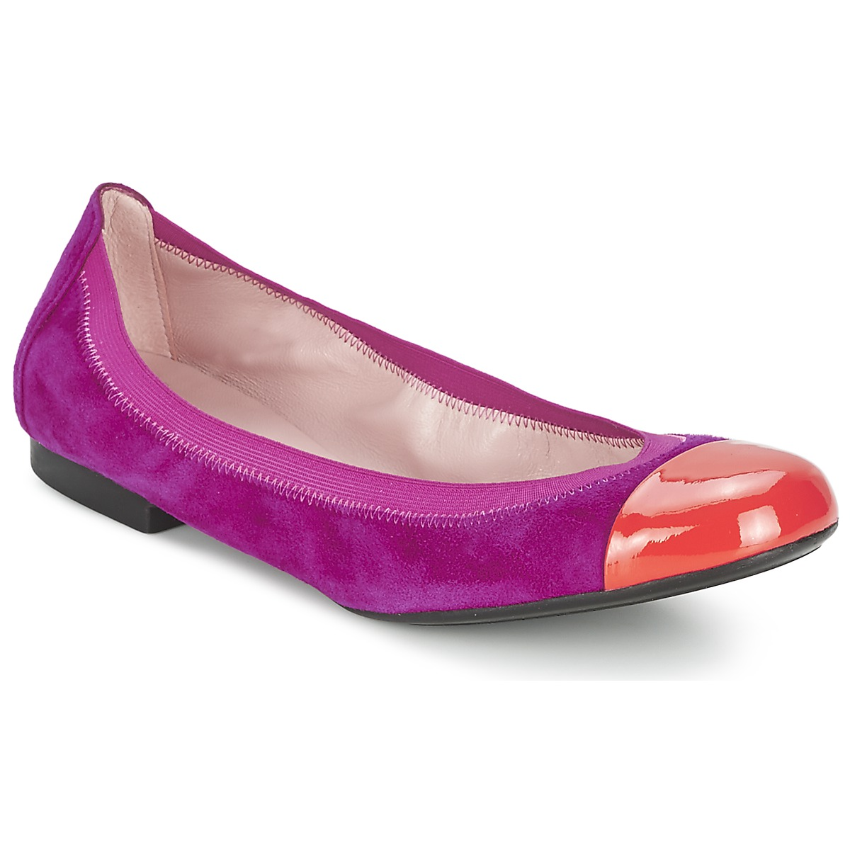 Ballerines Pretty Ballerinas HONEY Violet