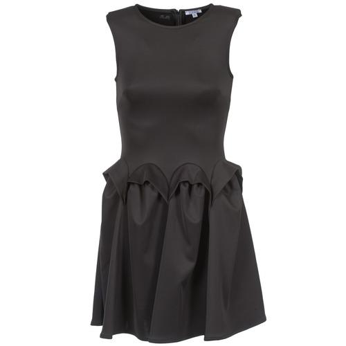 brigitte bardot bb44204 noir livraison gratuite avec v tements robes courtes. Black Bedroom Furniture Sets. Home Design Ideas