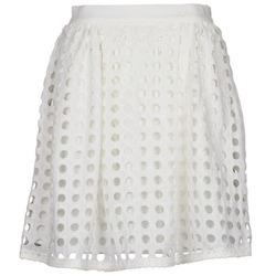 Vêtements Femme Jupes Brigitte Bardot BB44196 Blanc