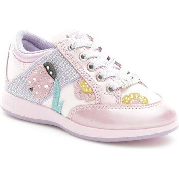 Chaussures Enfant Baskets basses Lelli Kelly 6102 Basket Fille rose