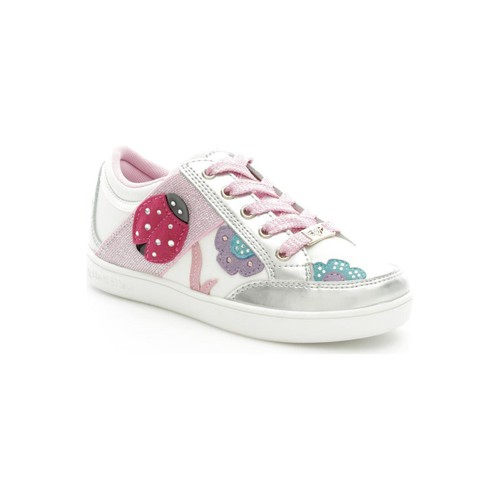 Chaussures Lelli Kelly grises fille RSOd3