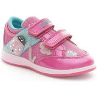 Chaussures Enfant Baskets basses Lelli Kelly 6100 Basket Fille violet