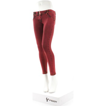 Collants Freddy WRUP5LU2E Pantalon Femme Red