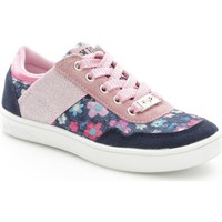 Chaussures Fille Baskets basses Lelli Kelly 6126 Basket Fille bleu