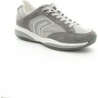 Chaussures Homme Baskets basses Geox U32Y9E2211 Basket Homme Gris