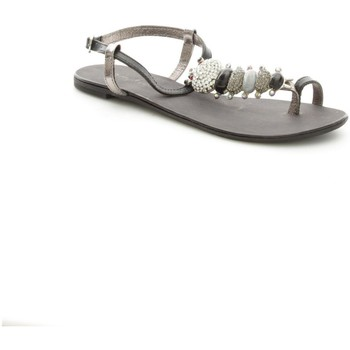 Chaussures Femme Tongs Why Not 234029 Sandales Femme Noir