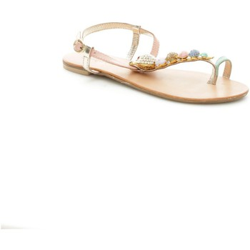 Chaussures Femme Tongs Why Not 234029 Sandales Femme rose