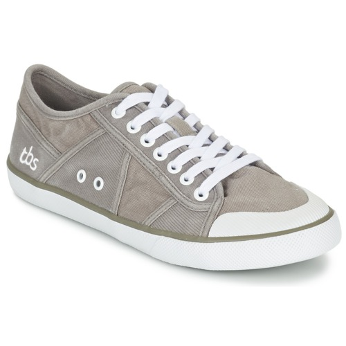 d444398eb90be9 TBS VIOLAY. 27.00. Chaussures Femme Baskets basses TBS VIOLAY Ciment ...