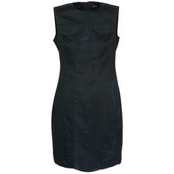 Vêtements Femme Robes courtes Diesel D-SIRY Noir