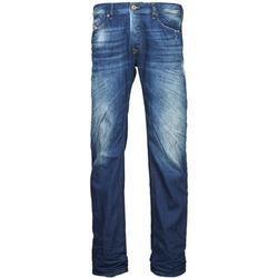 Vêtements Homme Jeans droit Diesel WAYKEE Bleu