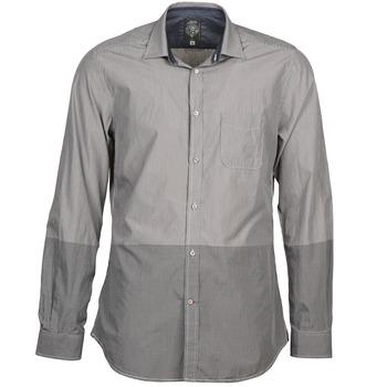 Vêtements Homme Chemises manches longues Diesel SAUSAN Gris