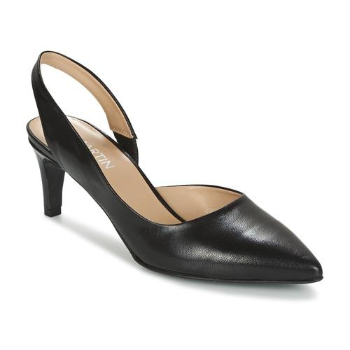 Chaussures Femme Escarpins JB Martin KAYLIE Noir