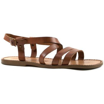 Chaussures Homme Sandales et Nu-pieds Gianluca - L'artigiano Del Cuoio 531 U CUOIO CUOIO Cuoio